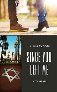SInce You Left Me, the new novel by Allen Zadoff